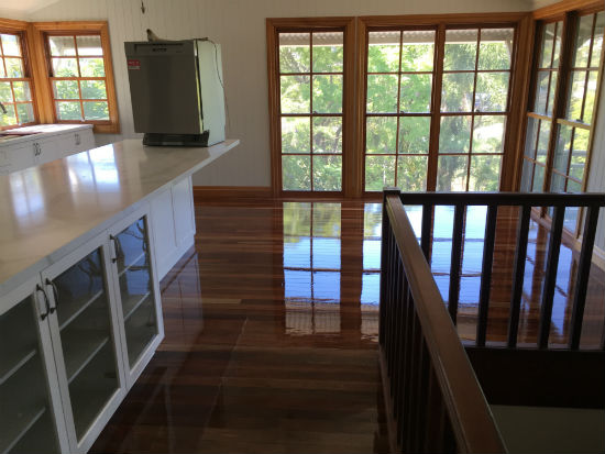 timber floor kitchen 2