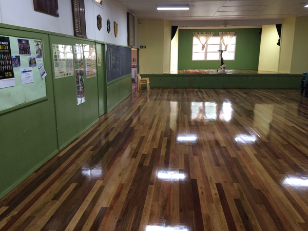Samford Scout Hall - AFTER